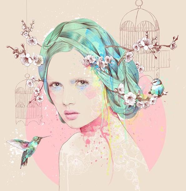 Ilustración de Ariana Pérez